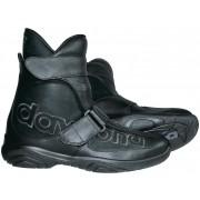 Daytona Journey GTX Gore-Tex vodotěsné motocyklové boty 40 Černá