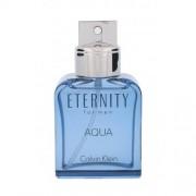 Calvin Klein Eternity Aqua For Men apă de toaletă 50 ml pentru bărbați