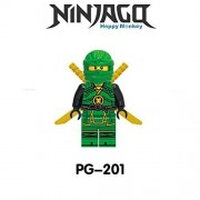 Generic Single Motorcycle Ninja Jay Zane Kai Cole Lloyd Building Blocks Garmadon Compatible with Legoingly Kids DIY Block Toys Figures22 201