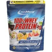 ironMaxx 100% Whey Protein Sacchetto da 500g - Pistacchio/Cocco