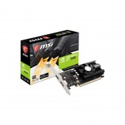Tarjeta de Video NVIDIA GeForce GT 1030 MSI, 2GB SDDR4, 1xHDMI