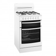 Westinghouse WLG517WALP 54cm LPG Freestanding Cooker with Conventional Oven