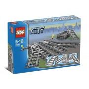 Lego City 7895 - Set Scambi Per La Ferrovia