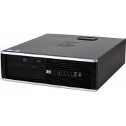 Calculator HP 8100 ELITE SFF Intel Core i3-530 2.93 GHz 4 GB DDR3 250 GB HDD + Windows 10 Home Refurbished