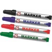 Set Marker Avtek 4 buc. Multicolor