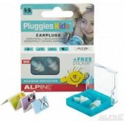 Alpine Pluggies kids oordopjes 1paar