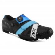 Bont Riot+ MTB Shoes - EU 40.5 - Black/Blue