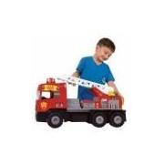 Caminhão Super Bombeiro Resgate Som E Luz 5056 - Magic Toys