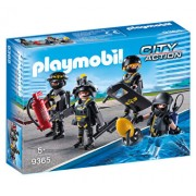 Playmobil City Action, Echipa SWAT