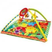 Килимче с активна гимнастика и музикална кутия Canpol Jungle, 070608