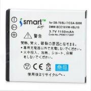 ismart digi reemplazo CGA-S008 / DMW-BCE10 1150mah bateria para camaras panasonic / ricoh / leica