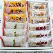 ≪出塚食品≫巻物詰合せ(12個入) ☆(冷蔵)