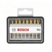 Bosch 8 részes Robust Line bitkészlet Sx Max Grip (2607002572)