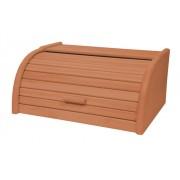 Chlebník drevený lakovaný