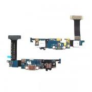 Cabo flex de Conector de Carregamento para Samsung Galaxy S6 Edge