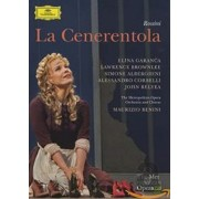 Rachelle Durkin, Patricia Risley, Elina Garanca - Rossini: La Cenerentola (DVD)