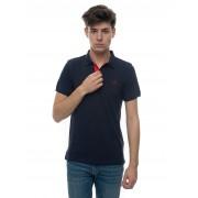 Gant Polo manica corta Blu Cotone Uomo