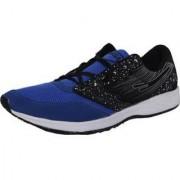 Navex Merathon Sports Shoes Black And Blue