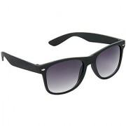 Hrinkar Brown Mirrored Sports Unisex Sunglasses