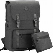 HP 15.6 inch Expandable Laptop Backpack(Grey)