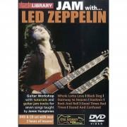 Roadrock International Lick Library: Jam With Led Zeppelin DVD, CD