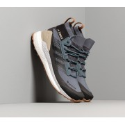 adidas Terrex Free Hiker GTX Legend Blue/ Core Black/ Raw Desert