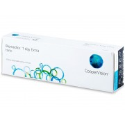 Biomedics 1 Day Extra Toric (30 lenses)