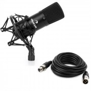CM001B Microfono a condensatore studio nero