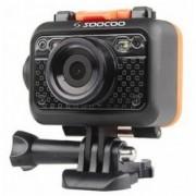 Camera Video Sport iUni Dare 60i Wi-Fi LCD 1.5 inch 170 grade Camera subacvatica Full HD Bonus Bratara Roca Vulcanica unisex