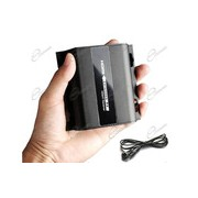 RICEVITORE PER HDMI EXTENDER OVER ETHERNET HDBITT,