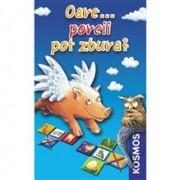 Joc Educational Kosmos - OarePot Porcii Zbura? - K24022 - Editie De Buzunar