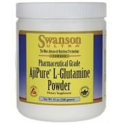 Ajipure L-Glutamna L-Glutamine Powder 340g Swanson