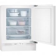 AEG Ags58200f0 Congelatore Verticale Da Incasso 98 Litri Classe A+ Bianco