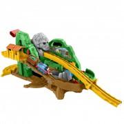 Thomas & Friends Tåguppsättning med djungeltema FBC73