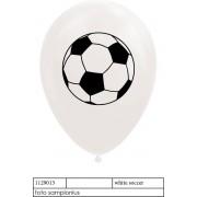 8 Latex Ballonnen Voetbal
