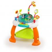 Bright Starts - 60245 – Centru De Activitati Bounce Bounce Baby Safari Adventure