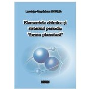 "Elementele chimice si sistemul periodic ""forma planetara""."