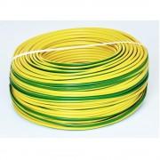 Rola 100m MYF 4 galben/verde (ROMCAB)