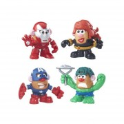 Papá Heroes Combinables - Marvel 4 Pack
