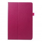 Shop4 - Samsung Galaxy Tab S4 10.5 Hoes - Book Cover Lychee Roze
