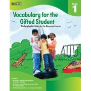 Vocabulary for the Gifted Student, Grade 1: Challenging Activities for the Advanced Learner, Paperback