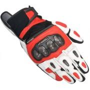 Alpinestars Guanto Sp-x Air Carbon nero-bianco-rosso