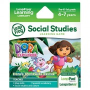 LeapFrog Explorer Learning Game: Dora the Explorer (Works with LeapPad and Leapster Explorer)