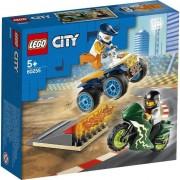 LEGO® City Echipa de cascadorii (60255)