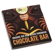 Ciocolata cu 95% Cacao si Scortisoara Raw Bio LifeFood 35gr