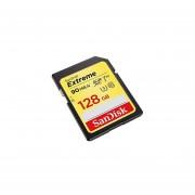 SanDisk Extreme 128GB SDXC UHS-I Card (SDSDXVF-128G-GNCIN) [Newest Version]