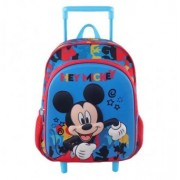 Ghiozdan Troler Mickey Mouse, 3D