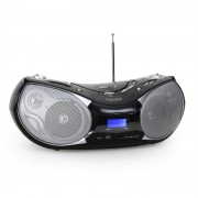 Boombox MAJESTIC AH 231, CD, MP3, USB, SD, AUX (MAJ-AH-231USB)
