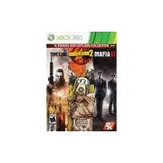 2k Rogues And Outlaws Collection Xbox 360