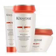Kérastase - Nutritive - Voordeelset voor Droog, Normaal en Dik Haar